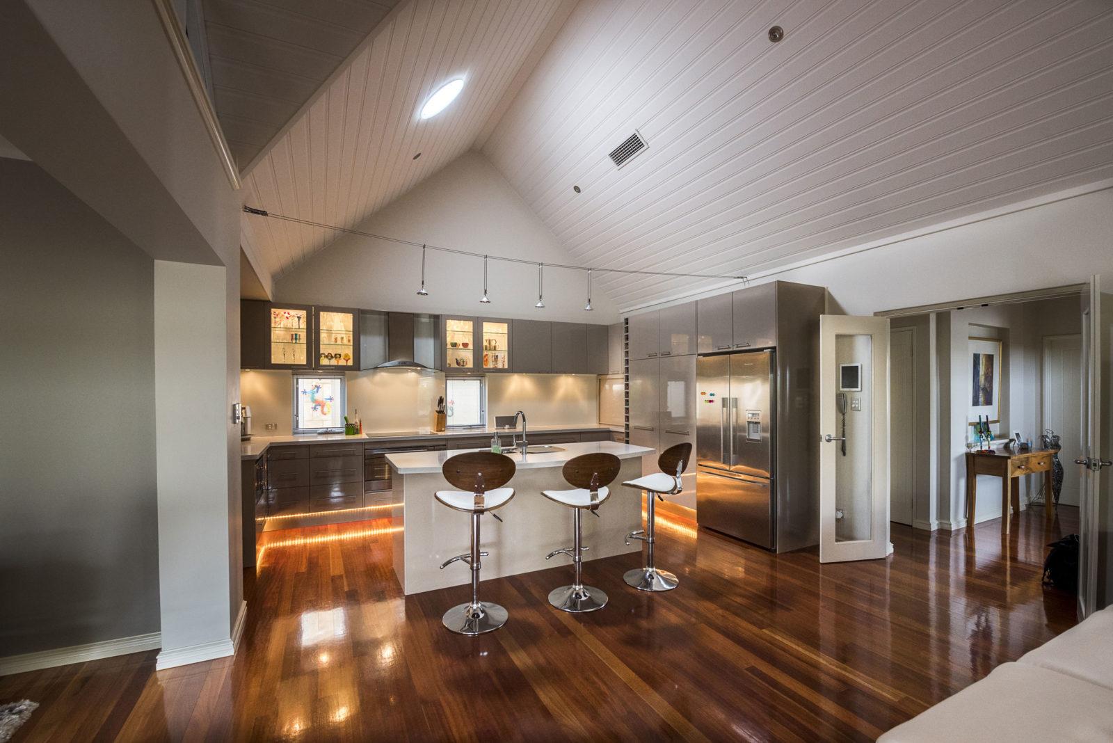 Residential Gallery Brighten A Dark Room