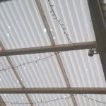 Damaged Skylights – Storm damage – Skylight replacement parts